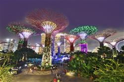 Singapore - Gardens By The Bay - Shopping